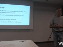 "Webstep presenterar ""Efficient Agile Teamwork"" med Kristján Jonsson"