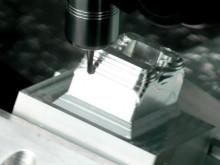 5-axlig bearbetning i DATRON M10Pro