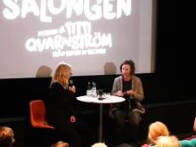 Nördsalongen med Titti Qvarnström – Tema: Gastronomi