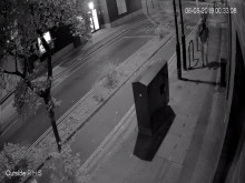 CCTV footage of man wanted for questioning