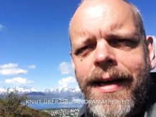 Knut über die Panoramafreiheit in der norwegischen Natur