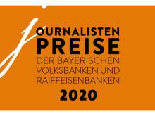Animation zu den Journalistenpreisen der bayerischen Volksbanken und Raiffeisenbanken