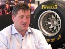 Intervju med Pirellis motorsportchef Paul Hembery inför Spaniens GP 2011