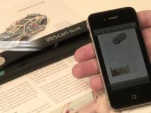 Trådløs, batteridrevet og kompakt. Med IRIScan™ Book Executive 3 kan du scanne, når du er på farten og sikre informationer fra alle typer af dokumenter - uden brug af computer.