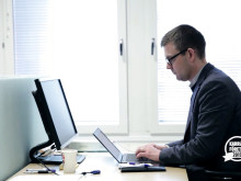 Michaela Pulkkinen, projektledare, om varför det är kul att jobba på ONE Nordic