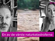 PRESSMEDDELANDE 2019-03-23: NU STÖDJER VI CYKLONKATASTROFENS ÖVERLEVARE
