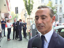Santander eröffnet zweite E-Ladesäule in Mönchengladbach