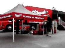 Milwaukee Big Red Truck Tour 2010 Video