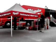 Milwaukee Big Red Truck Tour 2010 Video