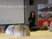 Barn och elever med medfödda skador av alkohol i pedagogisk verksamhet