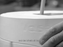 Produktion Rosenthal Vase Squall