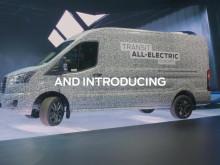 Ford Tourneo Custom Plug-In-Hybrid (PHEV)