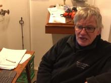Jørgen Friis fortæller om skibsdampmaskinesimulatoren på Det Gamle Værft i Ærøskøbing