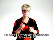 Marie Linder förklarar - Marknadshyror = Hot mot hyresrätten
