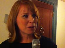 Intervju med näringsminister Annie Lööf (C)