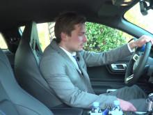 Ford Mustang Pressetur | Detaljer om den nye Mustang