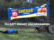 Tillsätt endast jävlaranamma - tävla med Dalblads