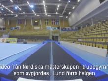 NM truppgymnastik