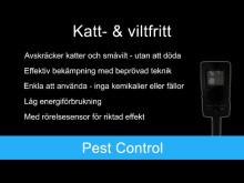 Silverline - Katt & Viltfritt