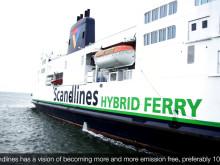Scandlines' hybridfærge - Vejen mod et bæredygtigt Danmark