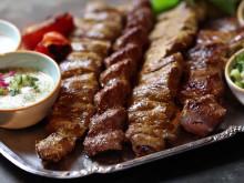 Lamm från Tehran Grill
