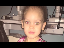 What is Retinoblastoma? Eliza's Story