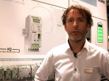 Intelligent UPS för industriella applikationer