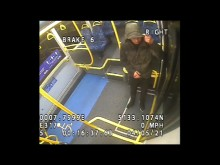 CCTV of man police would like to identify