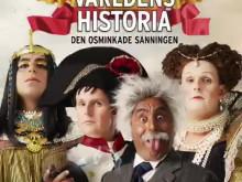 Världens Historia - den osminkade sanningen med Måns Möller & Özz Nujen