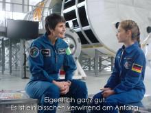 #MoreRoleModels | Astronautin Samatha Cristoforetti | Du kannst alles sein