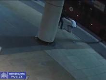 Robbery in Addington Street, SW1