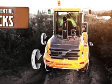 Hjullastare Volvo L30G och L35G - lanseringsfilm