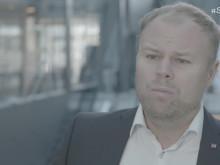 Christian Berg, vd på NetClean, om #skillnadpåriktigt