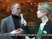 Planetens hälsa 17 okt 2016 - intervjuer med några av talarna