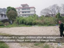 Her kommer Nepals første barnepsykiatriske klinikk