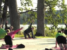 Körunda - Yoga