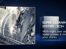 Selvrensende filtre betyder ren opvask