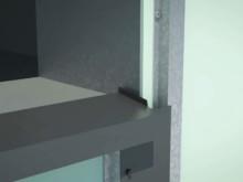 Lindab fasadekassetter