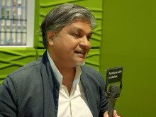 Satyendra Pakhalé, interview at Salone del Mobile 2018