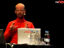 Kristofer Björkman på Mynewsday del 2 av 3