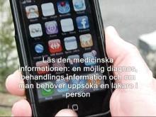 Mobil medicinsk informationstjänst från IDoc24 - så fungerar det
