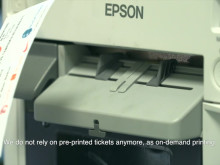 Print-On--Demand Colour Labels