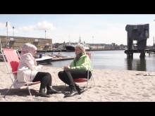 En kort film om hur vi skapar levande städer - Hajar och Therese