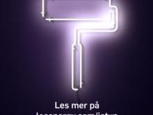 Jotun reklamefilm på Flytoget 2016