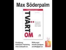 Bli lycklig? Höjd lön? Max Söderpalm tipsar om hur du väljer nya vägar!