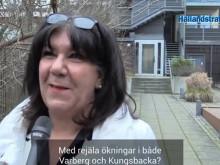 Resandet med tåg och buss i Halland fortsätter att öka.