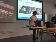 Demo af Augmented Reality samarbejde med Grundfos