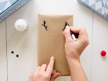 Paketinspiration: Rudolf