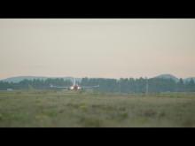 Boeing 737-800 letter fra OSL