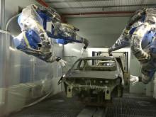 Kias nye fabrikk i Mexico